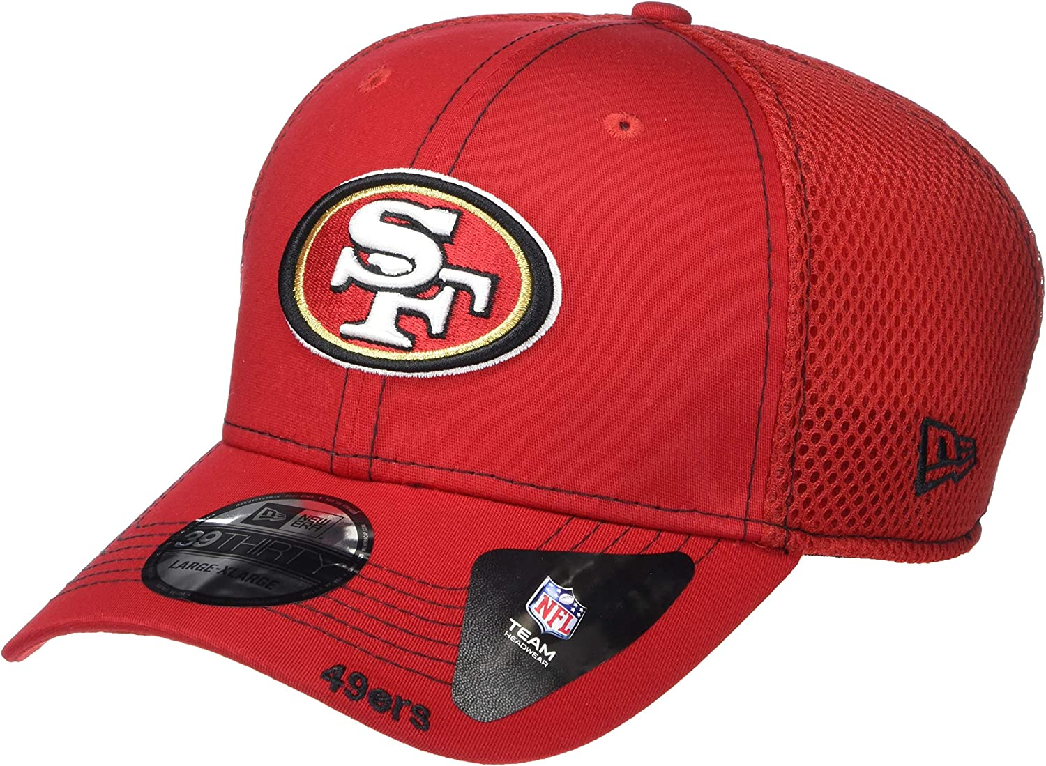 nice shoes quality products quality Amazon.com : New Era NFL Neo 39THIRTY Stretch Fit Cap : Clothing