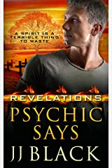 Psychic Says (Revelations Book 2) Kindle Edition