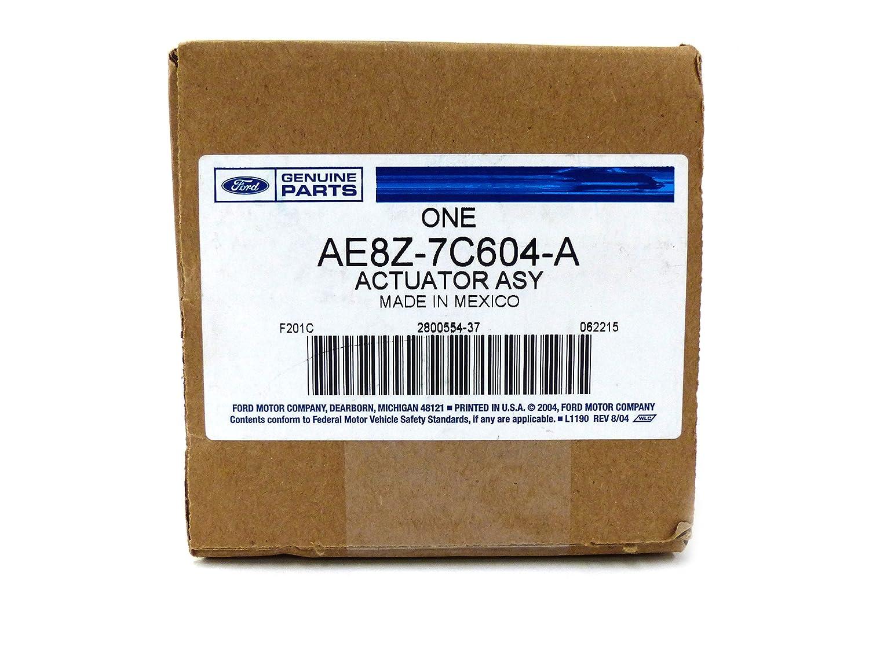 Ford Fiesta, Focus, transmisión automática embrague actuador OEM ae8z7 C604 a: Amazon.es: Coche y moto