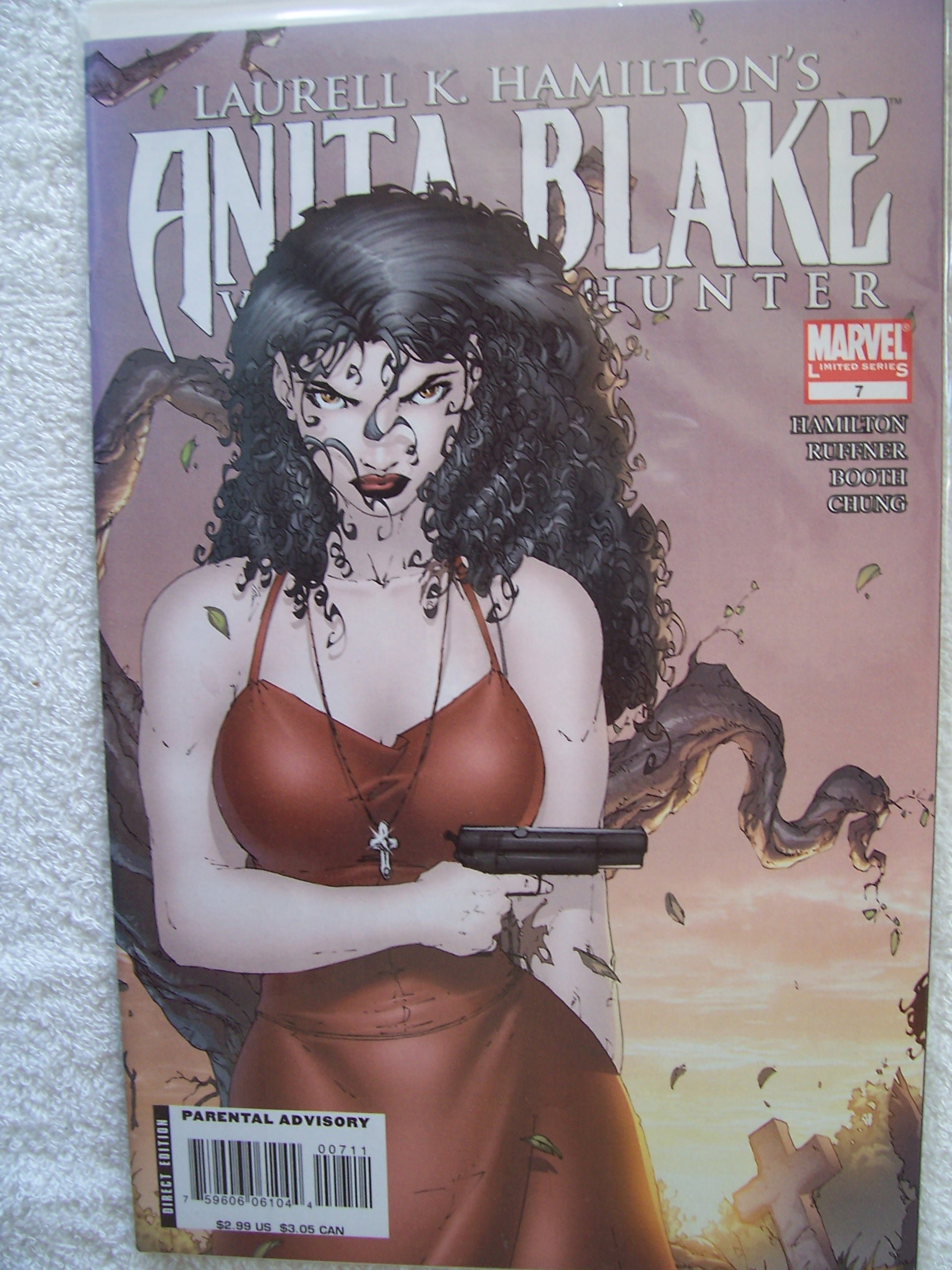Anita Blake: Vampire Hunter in Guilty Pleasure (2006 series) #7 PDF