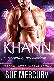 Khann: Vaxxlian Alien Mail Order Brides #5