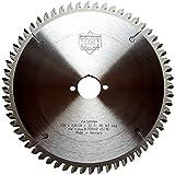 jjw-germany HM 4250980600837 - Sierra circular (216 x 30 mm, 60 dientes), color plateado