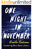 One Night in November
