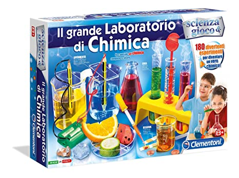 Clementoni 13912 Juguete y Kit de Ciencia para niños - Juguetes y Kits de Ciencia para