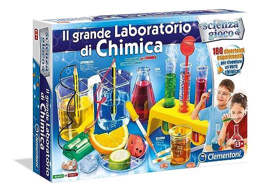 98 opinioni per Clementoni 13912- Giochi Educativi e Scientifici, Il Grande Laboratorio di