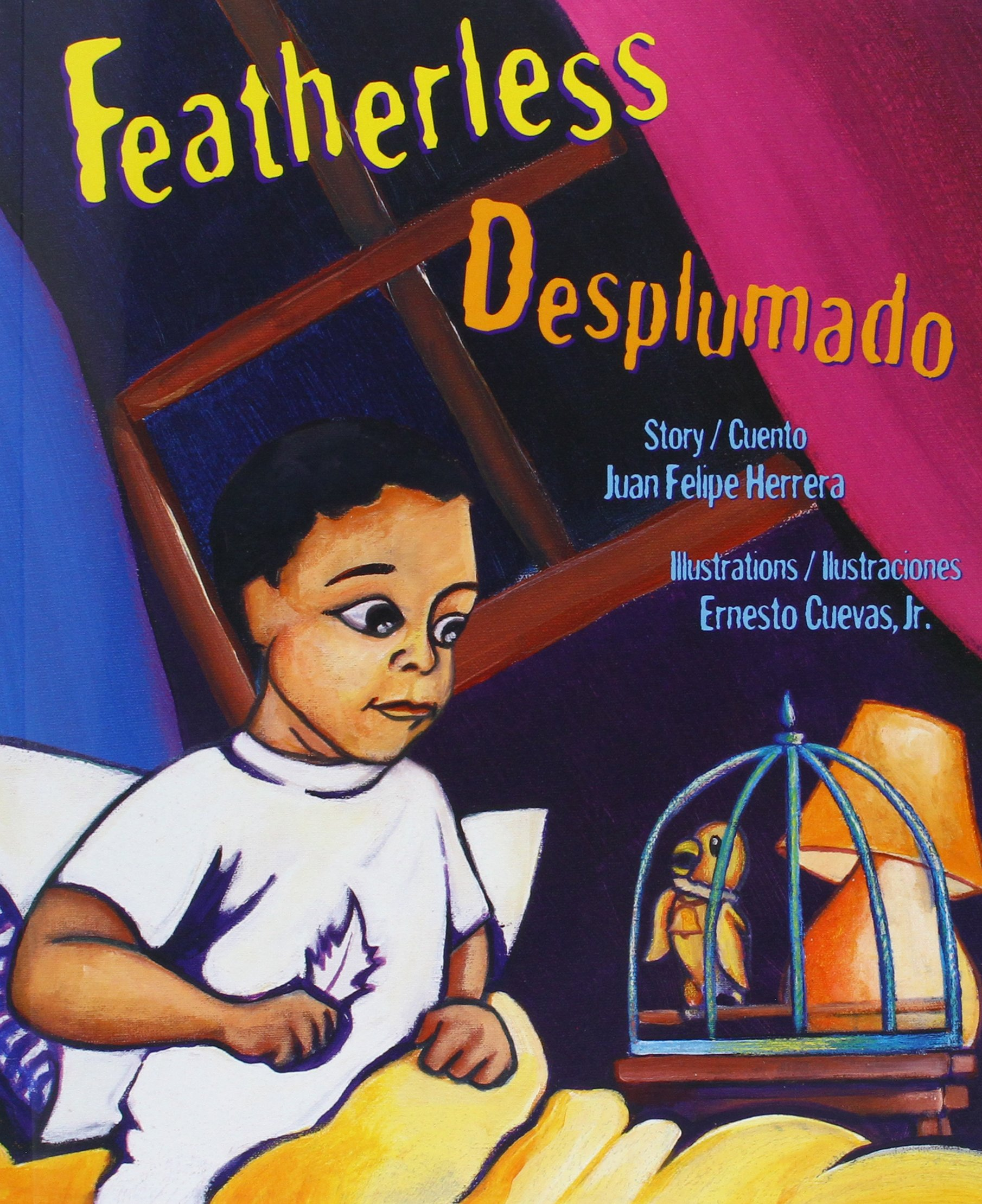 featherless-desplumado-english-and-spanish-edition