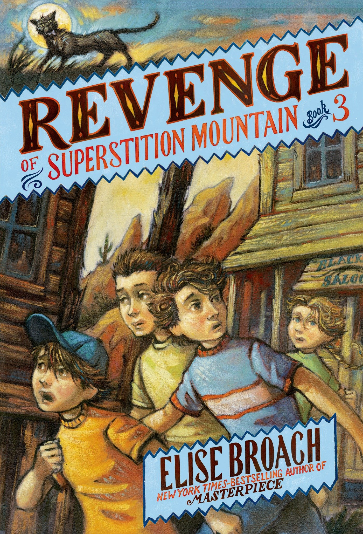 Download Revenge of Superstition Mountain (Superstition Mountain Mysteries) PDF