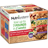 Nutrisystem® 5 Day Weight Loss Kit, Protein Powered Jumpstart