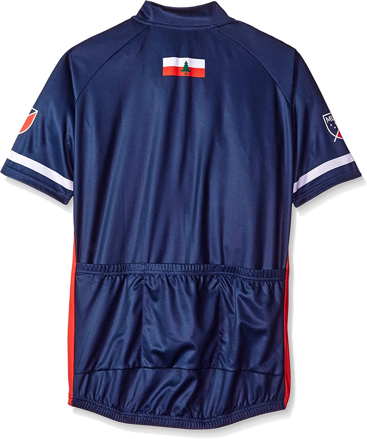 VOmax San Jose Earthquakes Primary Short Sleeve Cycling Jersey