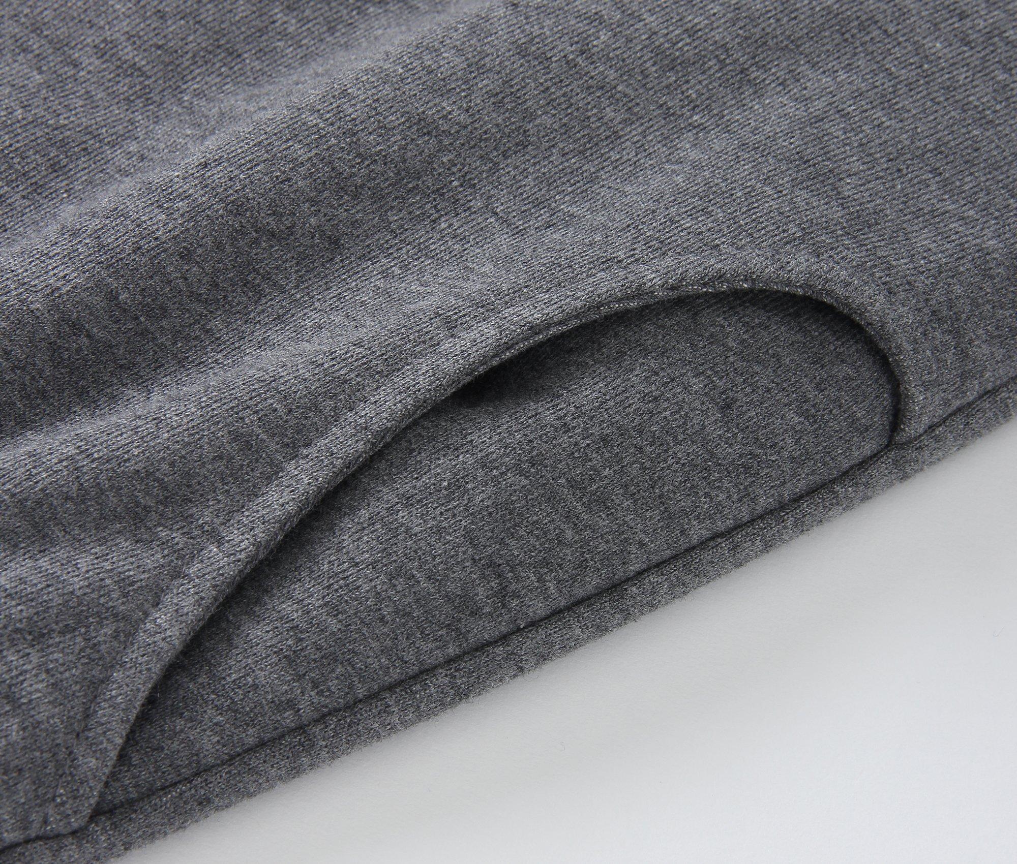 45e01b2bde Latuza Women s Cotton Stretchy Lounge Sweat Shorts M Gray2   Casual ...