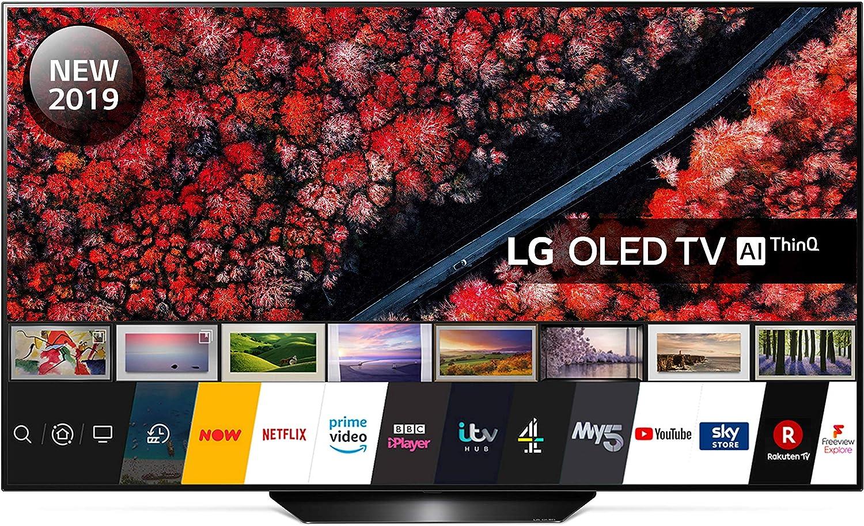 LG TV OLED 55B9 4K UHD: 1135.14: Amazon.es: Electrónica