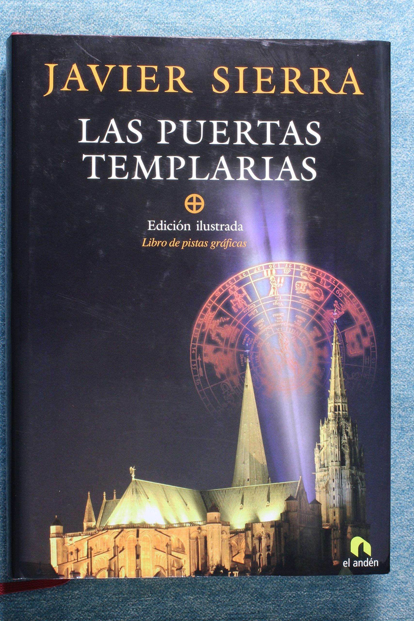 Las puertas templarias. Edición ilustrada. Libro de pistas ...