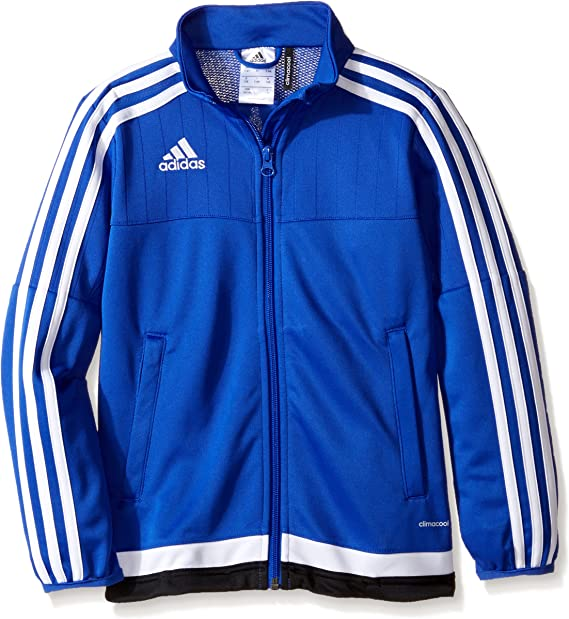 adidas Kids' Soccer Tiro 15 Training Jacket