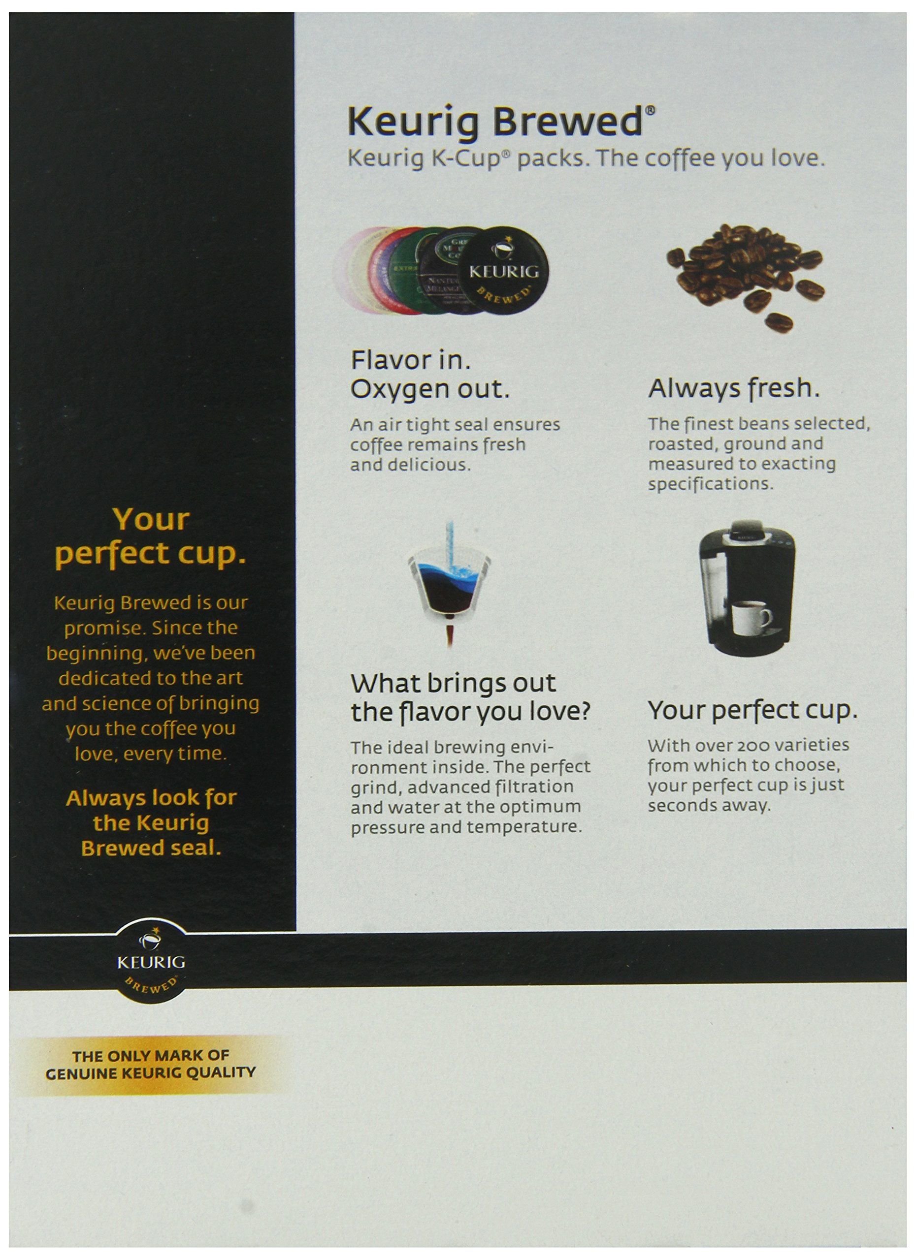 Caribou Coffee Caribou Decaf Blend, K-Cups for Keurig Brewers, 96-Count by Caribou Coffee