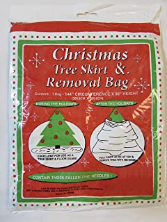holiday essentials christmas tree removal bag - Christmas Tree Bags Amazon
