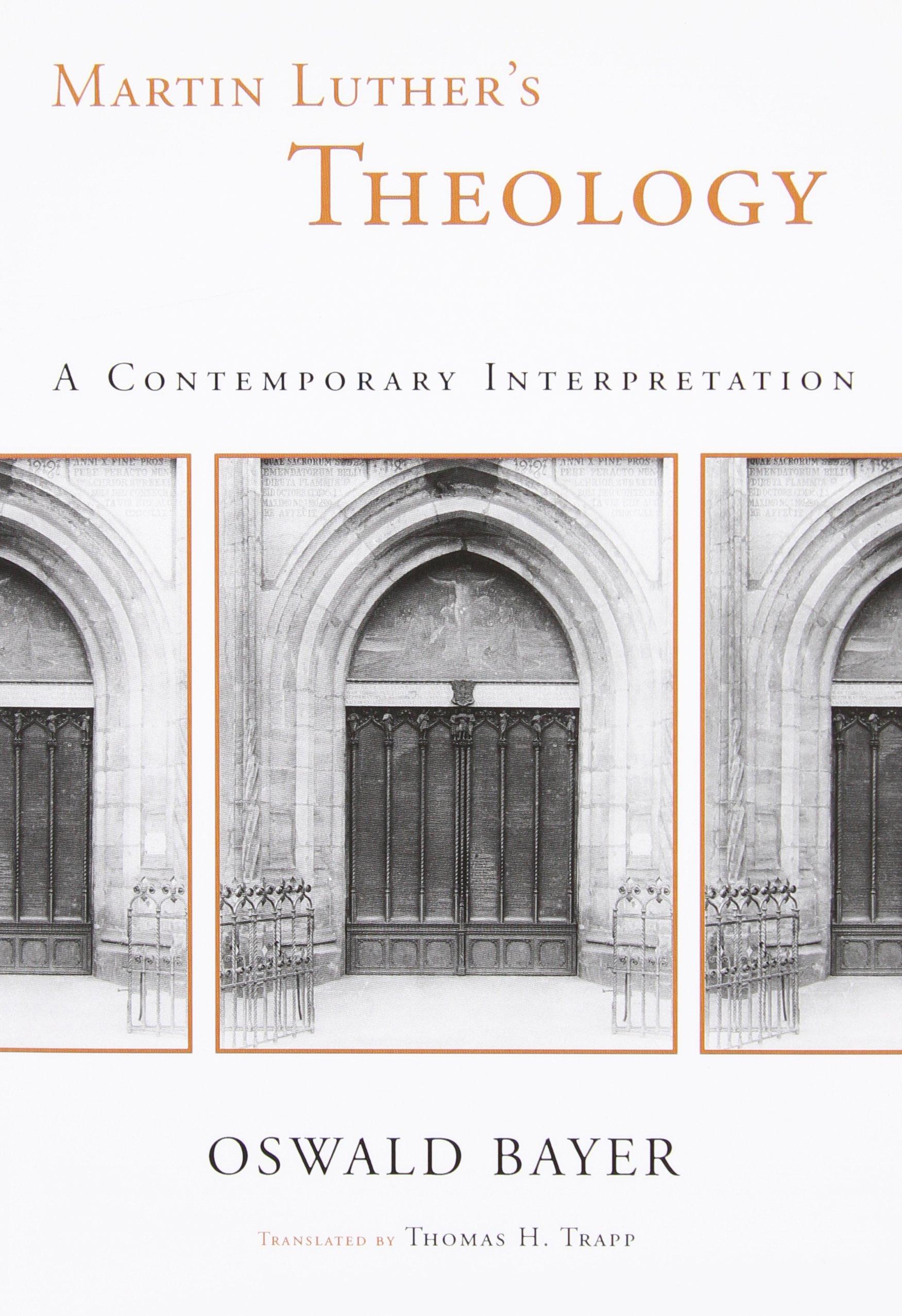 Download Martin Luther's Theology: A Contemporary Interpretation pdf epub