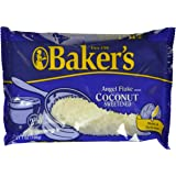 Baker's Angel Flake Coconut, 7-Ounce (Pack of 10)