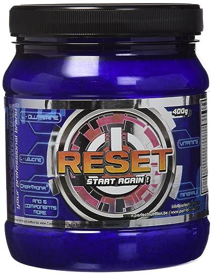 Perfect Nutrition RESET Anticatabolic Formula, Suplemento para Deportistas Intra y Post Entreno, Sabor a