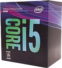 Intel BX80684I58400 Desktop Processor, Core i5-8400, 6 Cores Up to 4.0GHz Turbo LGA1151 300 Series