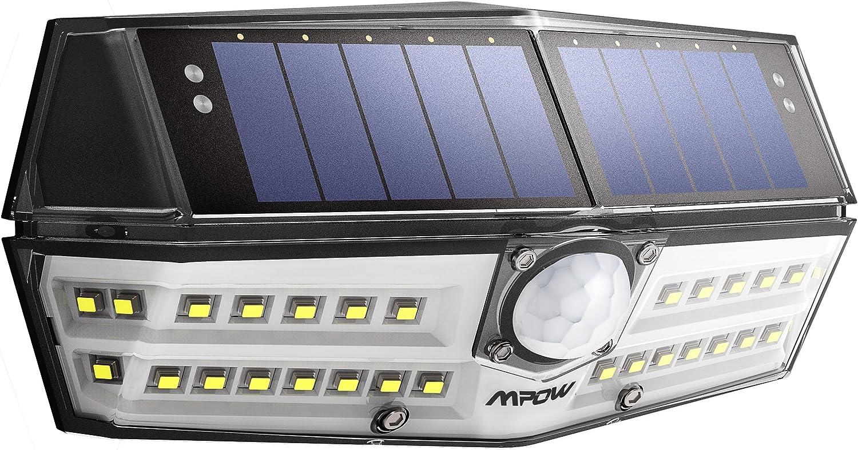 Mpow 30 Led Solarleuchte 30 Leds Kamera