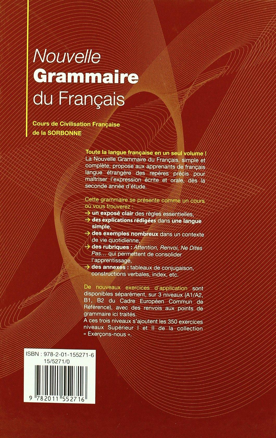 GRAMMAIRE FRANCAISE COMPLETE EPUB