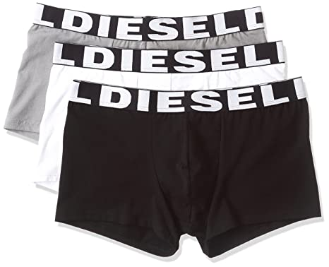 Diesel Herren Boxershorts (3er Pack)  Amazon.de  Bekleidung 6afef32597