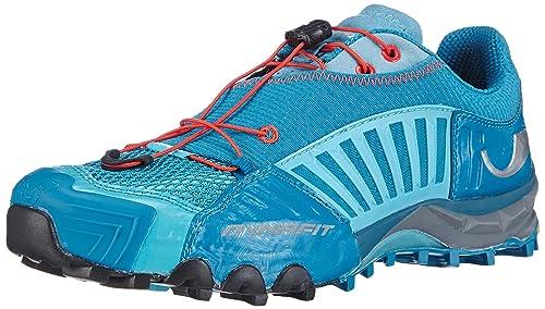 Dynafit WS Feline SL - Zapatos para Correr de Material sintético Mujer,  Color Azul,