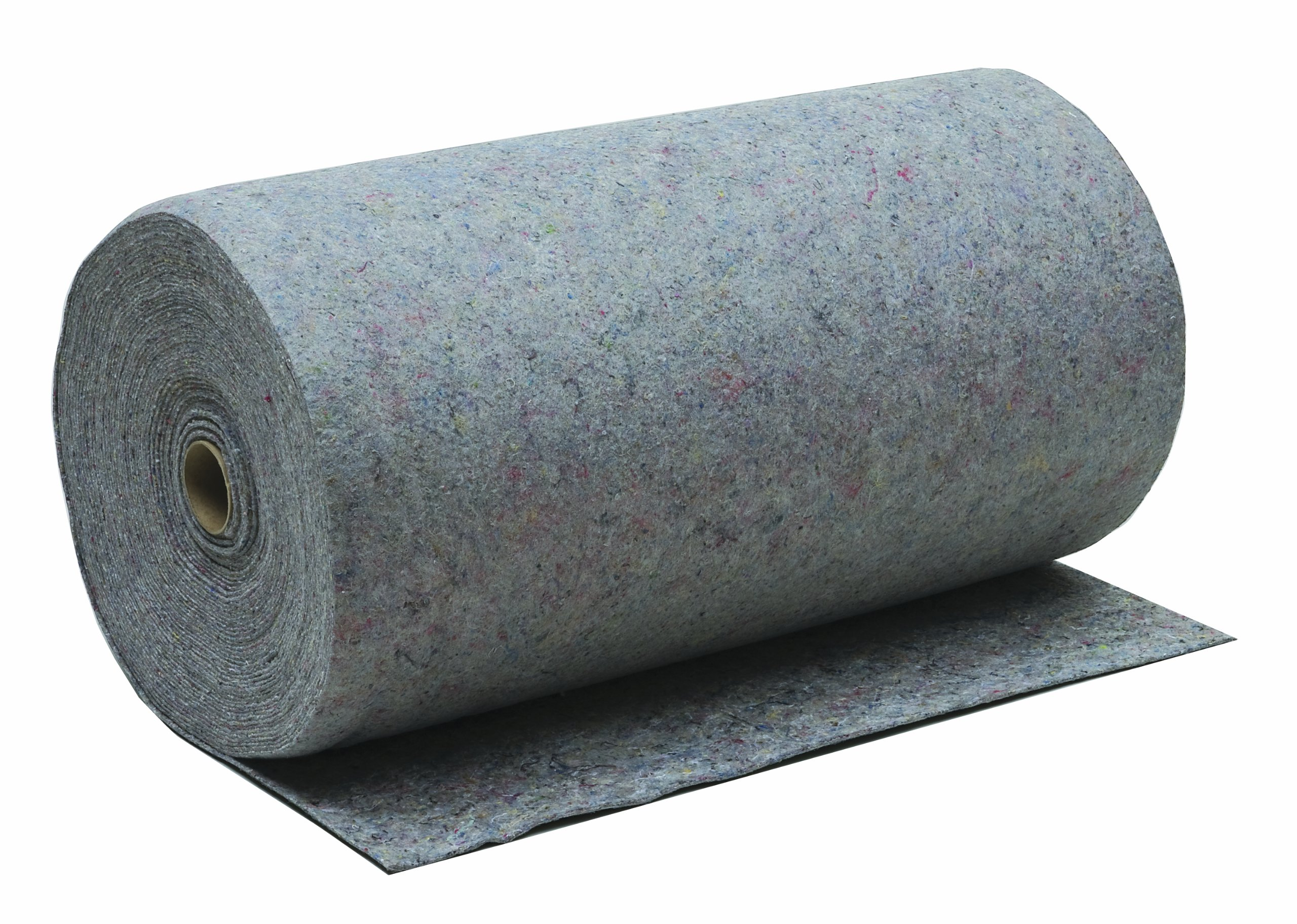 Oil Eater AOA-TUFFRUG-GREY 36x150 Industrial Rug by Oil Eater