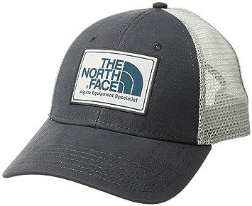 The North Face Muddier Trucker Gorra Hombre, Gris/Negro, Talla única: Amazon.es: Deportes y aire libre