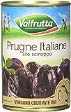 Valfrutta Prugne Cotte - Scatola da 425 gr