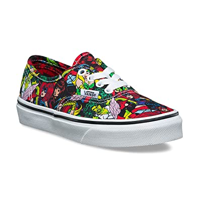 Vans UY Authentic (Marvel) Multicolor: Amazon.co.uk: Shoes & Bags