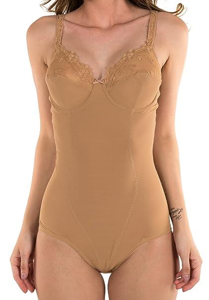 BELCOR - Body - para mujer marrón 85B