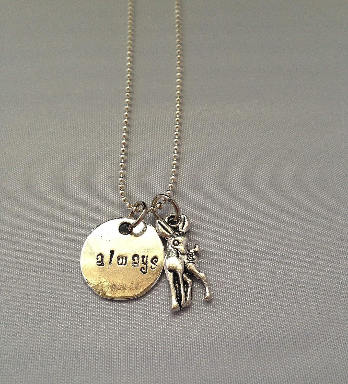 Always Doe Snape Loves Lilly Handmade Magnet Valentine's Gift Harry Potter Fans