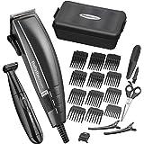 BaByliss Pro Hair Cutting Kit for Men - Black