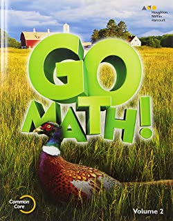 Go math standards practice book grade 5 houghton mifflin go math student edition volume 2 grade 5 2015 fandeluxe Choice Image