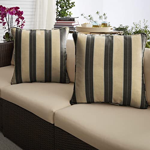 Mozaic AZPS0021 Indoor Outdoor Sunbrella Square Pillow