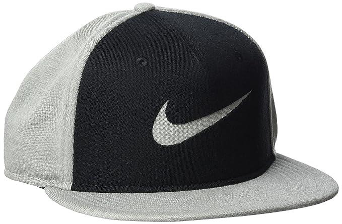 Nike U NSW True Cap LBL Ssnl Gorra de Tenis, Hombre, Gris (Dk Grey ...