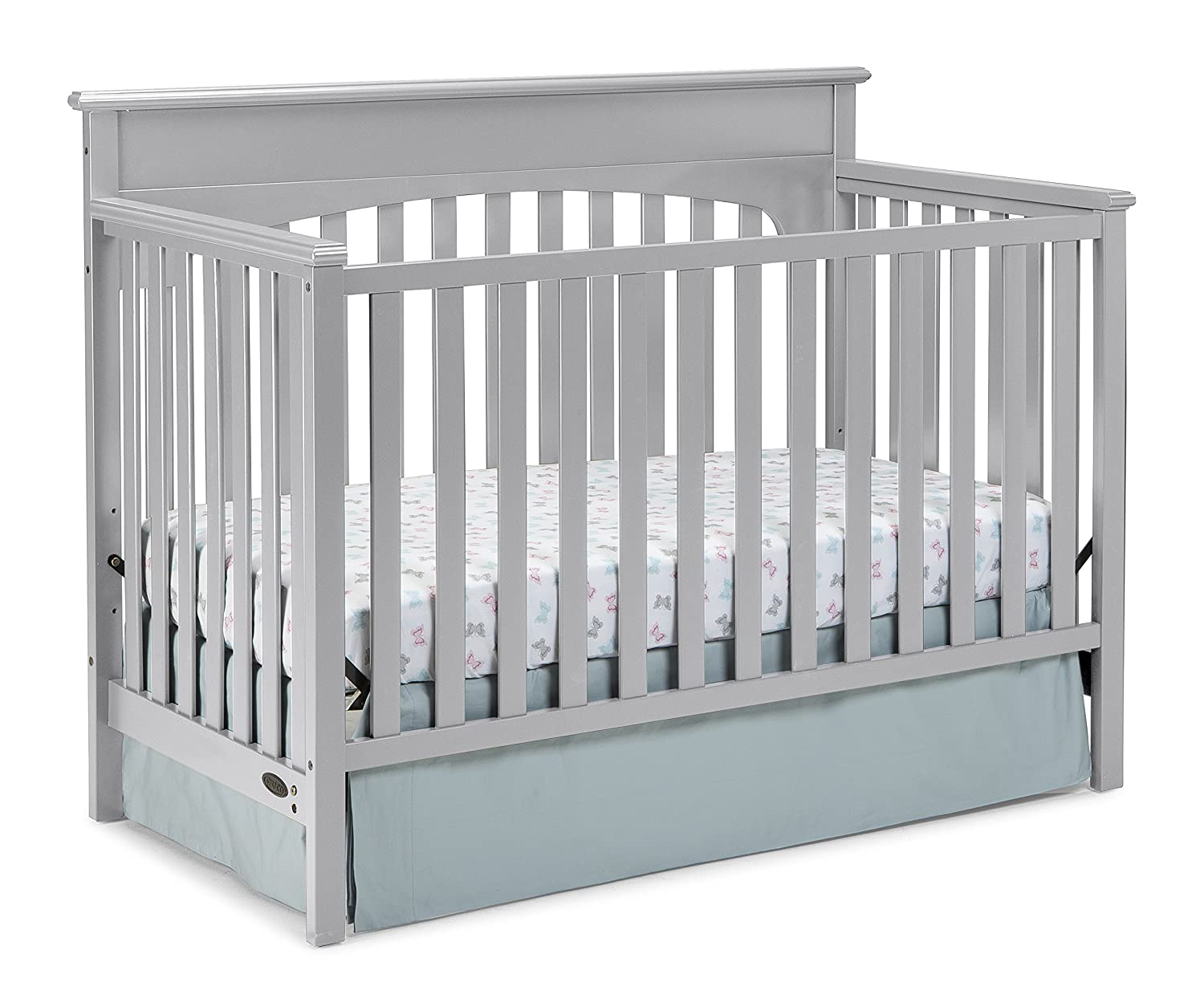 Graco Lauren Convertible Crib, Pebble Gray 04530-36F