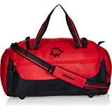Wildcraft Polyester 58 cms Red_Rip Travel Duffle (Commuter 1 : Wildcraft : Red_Rip)
