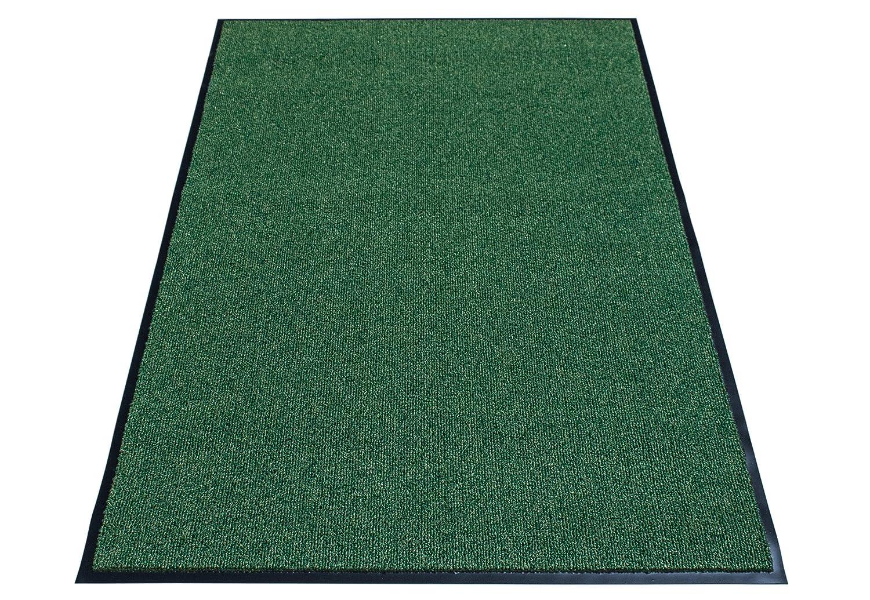 Miltex 32105 Schmutzfangmatte Two-In-One, 91 x 150 cm, grün