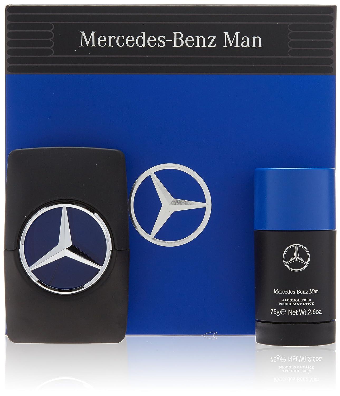 Mercedes Benz Man Giftset 100ml edt Spray, 75 ml Deostick Mercedes-Benz