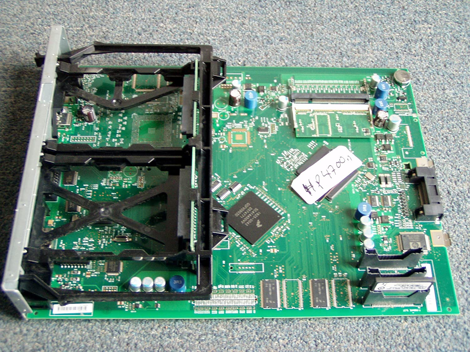 HP Formatter Board Q5979-60004 W/Ethernet, USB,Serial PortsFor HP 4700n, 4700dn, 4700dtn
