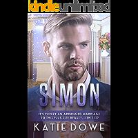 Simon: BWWM, Plus Size, BBW, Arranged Marriage, Billionaire Romance (Members From Money Season Two Book 30)