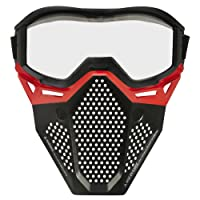 Nerf Rival Face Mask, Red