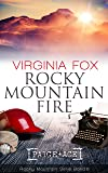 Rocky Mountain Fire (Rocky Mountain Serie - Band 6)