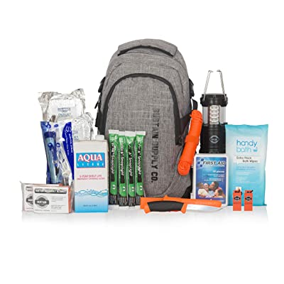 Hiking essential set