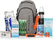 Sustain Supply Co. 9-08395 Essential 2-Person Emergency Survival Bag/Kit – Be Equipped for 72 Hours of Disaster Preparedness