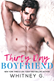 Thirty Day Boyfriend (English Edition)