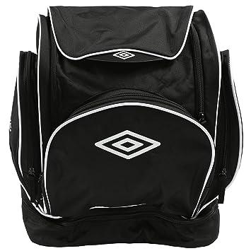 Umbro Italia - Mochila, color negro / negro, talla Einheitsgröße: Amazon.es: Deportes y aire libre