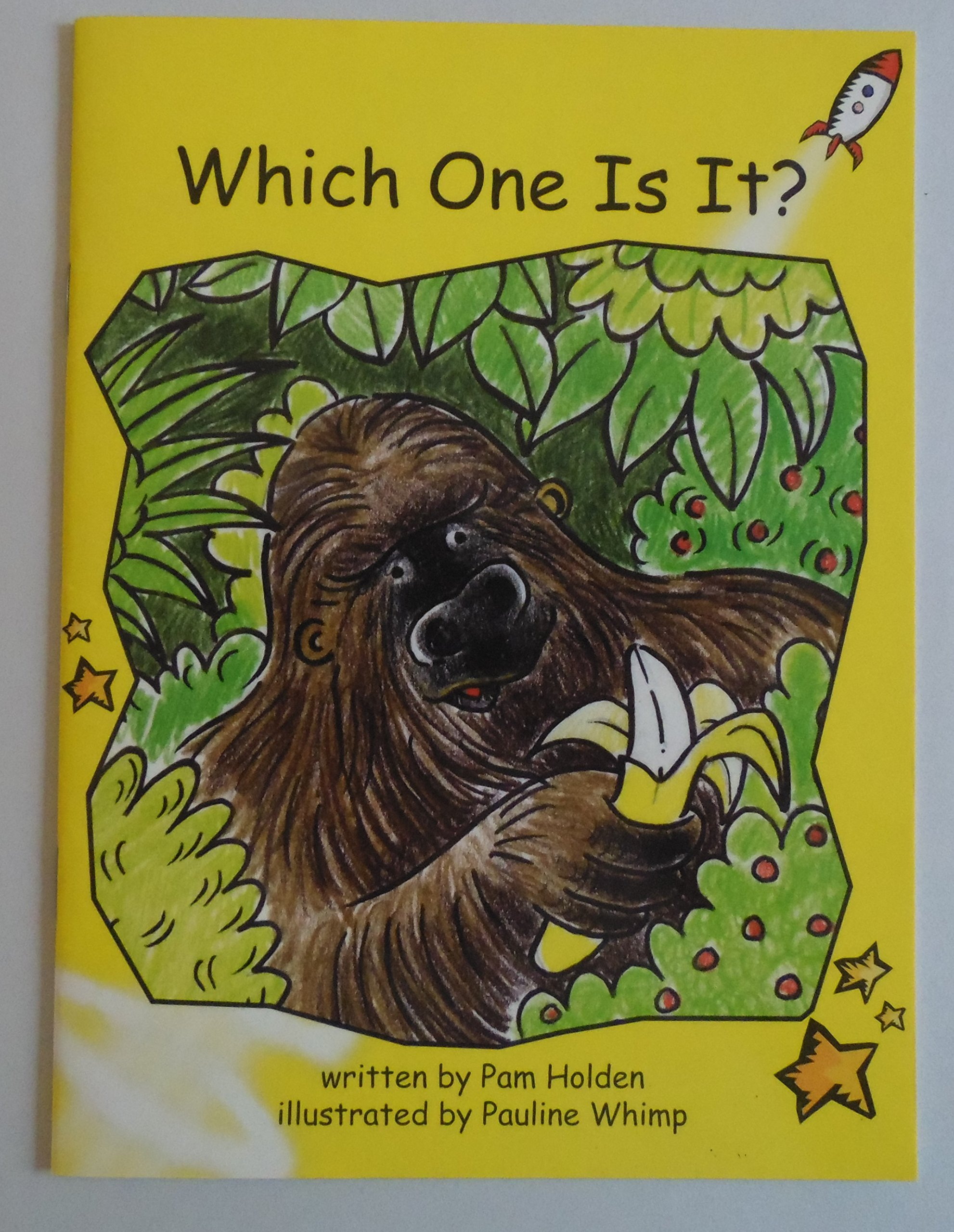 WHICH ONE IS IT? (Early Level 2 Reader) (Red Rocket Books) ebook